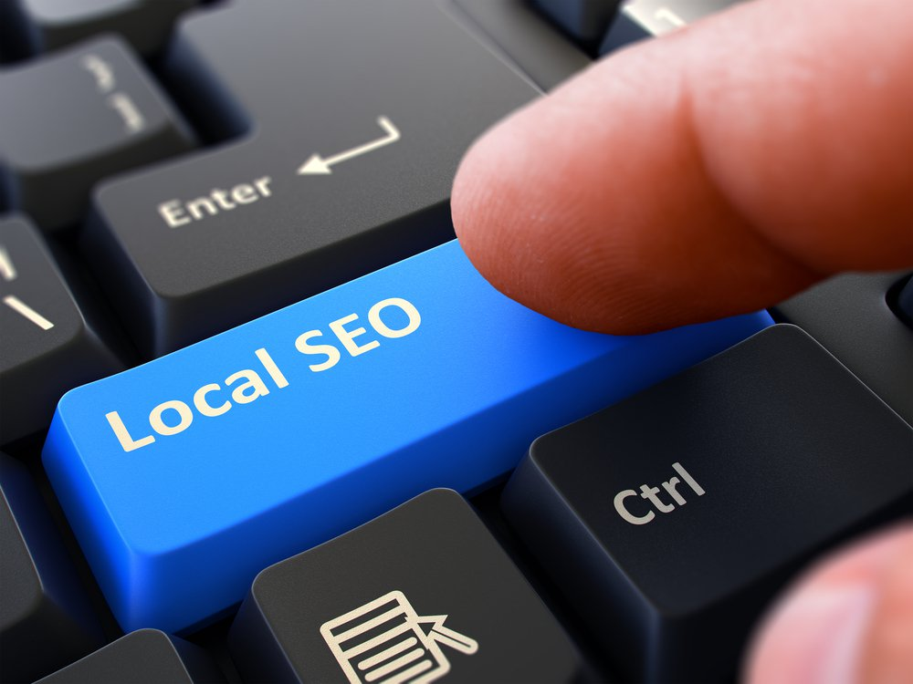 What are other strategies a business can employ to increase their Local SEO results?