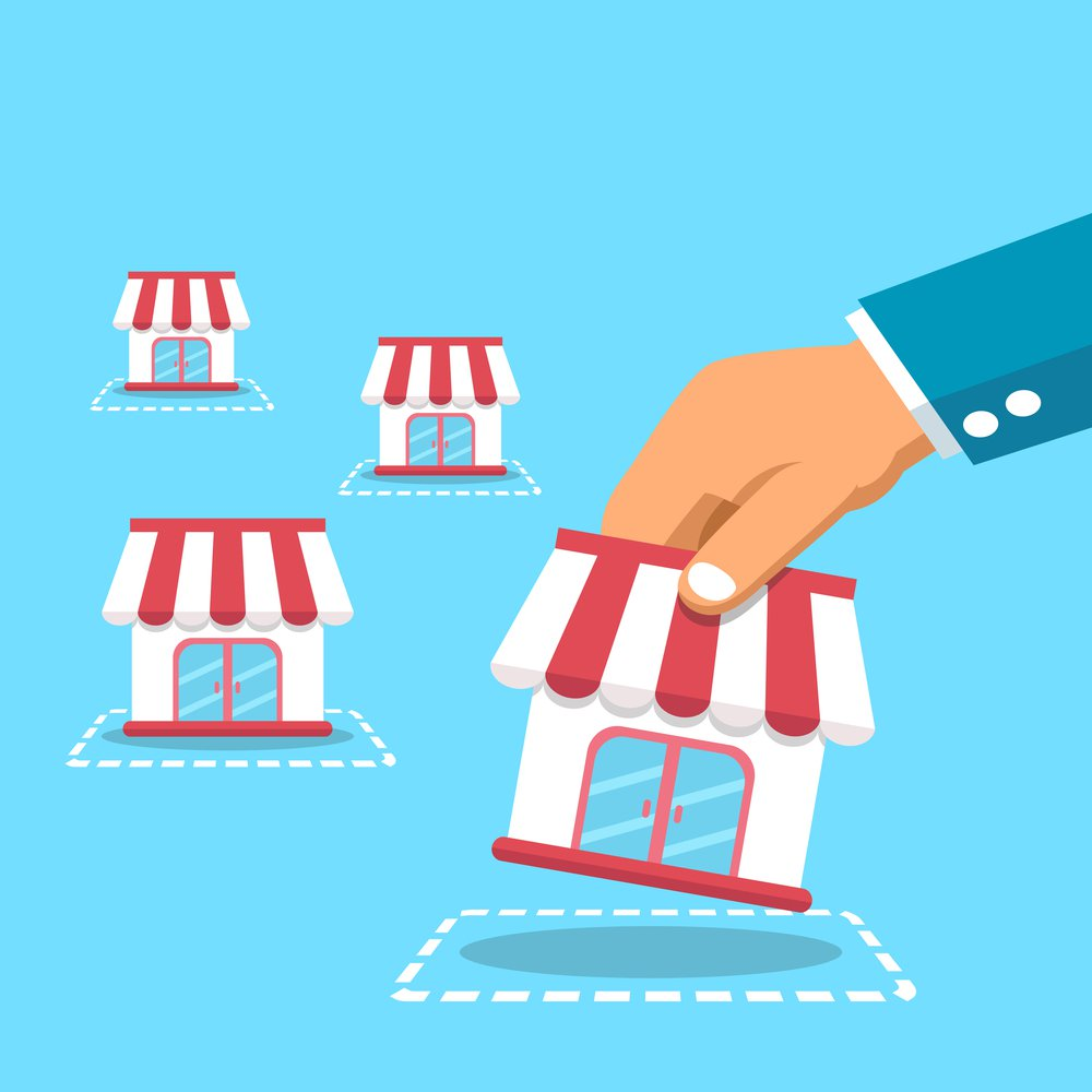 How does Local SEO work with businesses that have multiple locations?